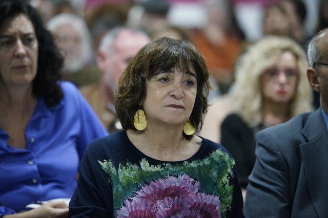 La periodista que sintió vergüenza: Rosa Montero preguntó a Zapatero si no sentía vergüenza por lo que hacía al pueblo saharaui   Contramutis