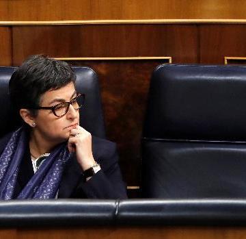 El Gobierno PSOE-UP defiende el «derecho» de Marruecos de delimitar las aguas de Canarias | #MásDeLoMismo