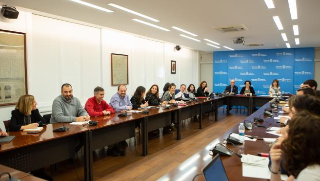 Navarra: Maeztu preside la primera reunión del Consejo de Cooperación de esta legislatura
