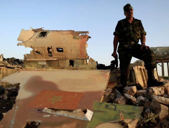 El ejército saharaui ataca varios blancos de las fuerzas de ocupación marroquí a lo largo de la Muro de la Vergüenza | Sahara Press Service