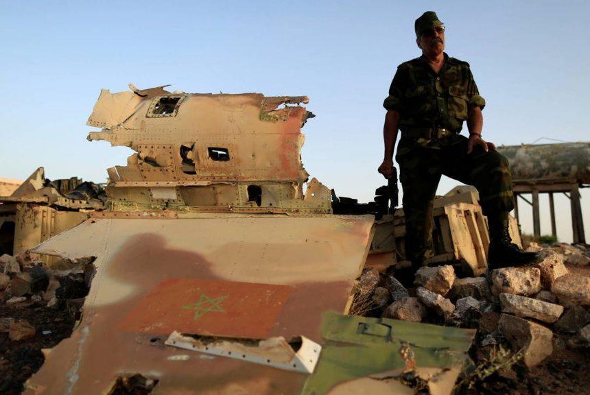 El ejército saharaui ataca varios blancos de las fuerzas de ocupación marroquí a lo largo de la Muro de la Vergüenza   Sahara Press Service