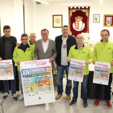 Córdoba: La Carrera Solidaria de Villafranca suma 500 inscritos