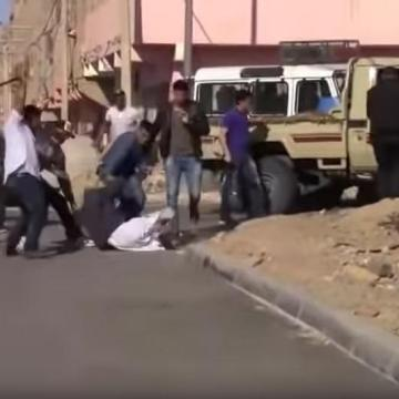 Maroc/Sahara occidental : Une vidéo expose des violences policières | Human Rights Watch