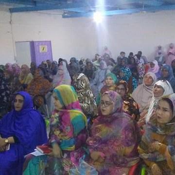 El Frente POLISARIO por el empoderamiento y defensa del rol de la mujer | Sahara Press Service