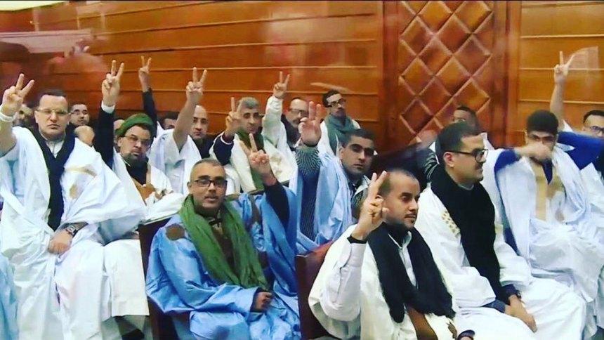 Los presos políticos saharauis del grupo de «Gdiem Izik» sufren prácticas de discriminación racial y violaciones de derechos humanos | Sahara Press Service
