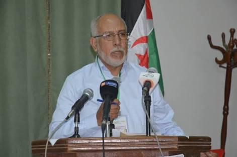 Hamma Salama, electo presidente del Consejo Nacional Saharaui (Parlamento) | Sahara Press Service