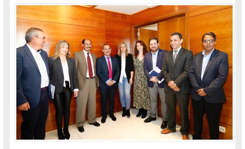 Las Cortes regionales constituyen el 'Intergrupo para el Sahara', con representantes de las tres fuerzas parlamentarias