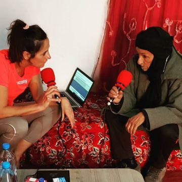 El podcast: Wajdu, refugiado saharaui – Veterana B