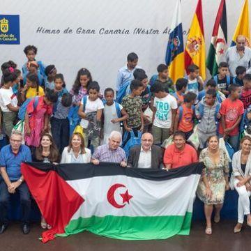 Delegado saharaui en Canarias: Las vacaciones de verano de niños saharauis en España, canceladas por el COVID