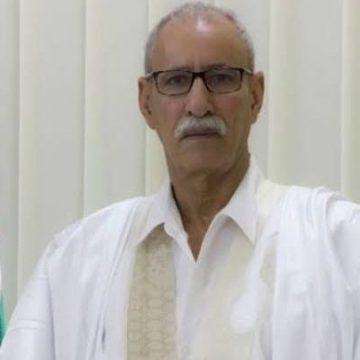 Presidente de la República agradece muestra de solidaridad por el fallecimiento de Mhamad Jadad | Sahara Press Service