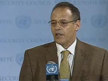Panamá: el presidente Brahim Gali recibe mensaje de condolencias del PRD por deceso de M'Hamed Jad-dad | Sahara Press Service