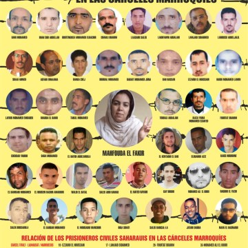 Sahrawi National Committee for Human Rights expresses concern over situation of Sahrawi civilian prisoners in Moroccan jails