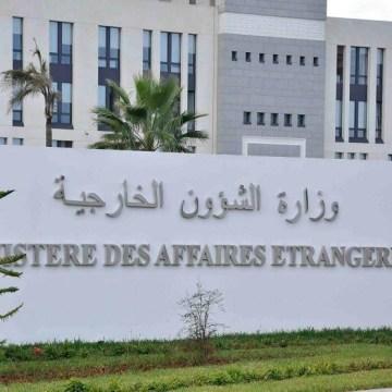 Argelia retira su embajador de París