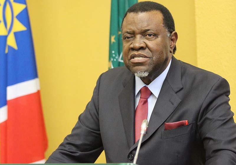 El presidente de Namibia pide a Marruecos que deje de obstruir la organización del referéndum sobre autodeterminación para el pueblo saharaui | ECS