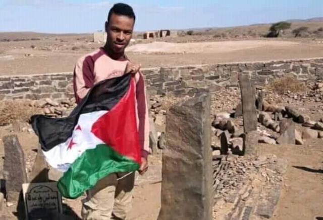El ocupante marroquí decreta 20 años de prisión contra el activista saharaui Jatri Faraji – El Portal Diplomático