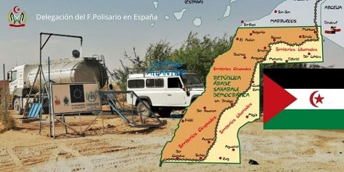 RIQUEZAS MINERALES Y RECURSOS HÍDRICOS DEL SAHARA OCCIDENTAL   Delegación del Frente Polisario para España