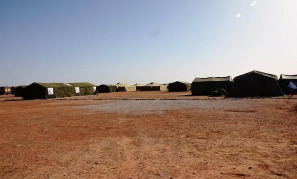 Covid-19: l'ANP met à la disposition du peuple sahraoui un hôpital de campagne – Algérie Presse Service