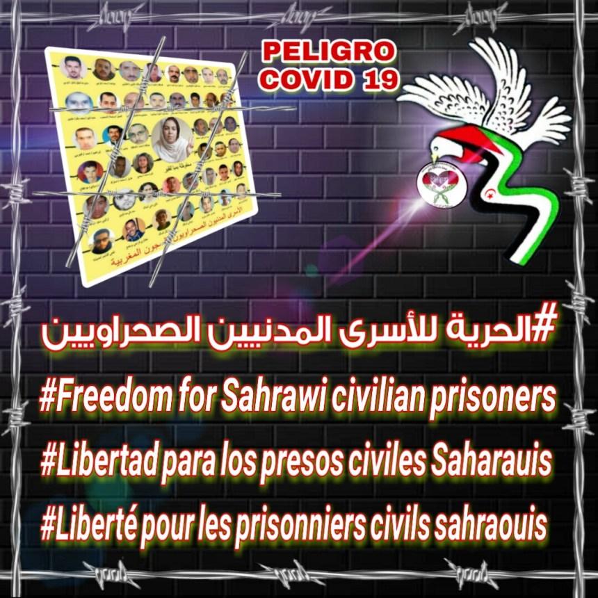 Covid-19: la Commission européenne interpellée sur les violations marocaines dans les territoires sahraouis occupés | Sahara Press Service