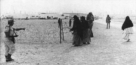 Cuando España decidió abandonar el pueblo saharaui en medio de la nada