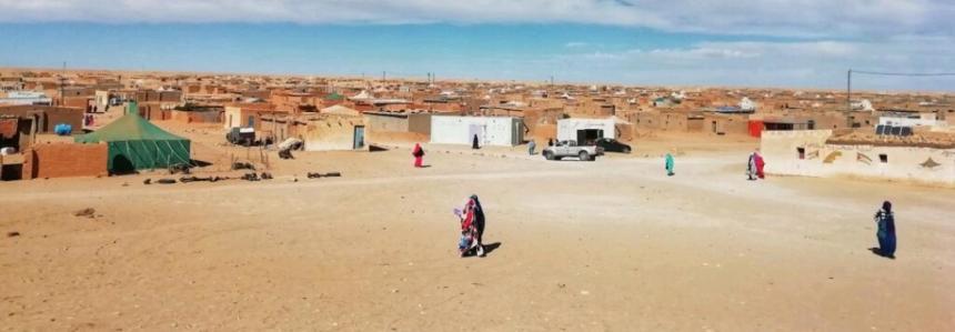 Alarma en los campamentos saharauis por la covid-19   Médicos del Mundo