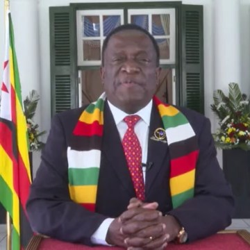 President Mnangagwa: Zimbabwe confirms position on the right of Western Sahara to self-determination | Sahara Press Service