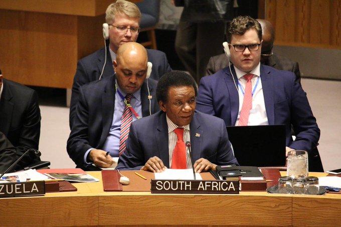 L'Afrique du Sud alerte le Conseil de sécurité sur les violations marocaines au Sahara occidental | Sahara Press Service
