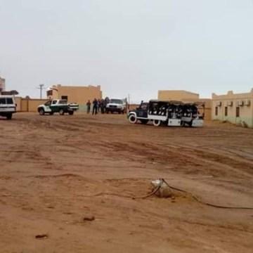Arranca el cortejo fúnebre con los restos de Mhamed Jaddad hacia el campamento de Smara – ECS