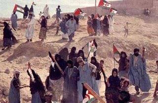 El pueblo saharaui conmemora el 50 aniversario del levantamiento de Zemla (17 de junio de 1970) durante la ocupación española