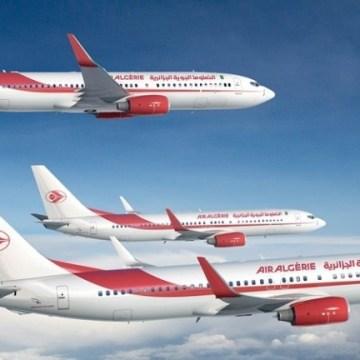 Los aviones de Air Algérie ya está listos para volar, anuncia la aerolínea