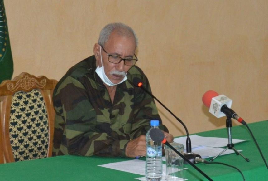 El presidente saharaui pide a los ciudadanos cumplir estrictamente las medidas para prevenir de la Covid-19