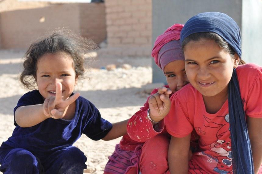 Día del Niño | Los niños y bebés son los más afectados por la pobreza en los campamentos de refugiados saharauis — ECSAHARAUI