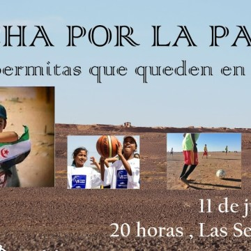 SEVILLA: Concentración por la paz 'No permitas que queden en el olvido' para que el Sáhara siga teniendo altavoz en Andalucía | EMA-RTV
