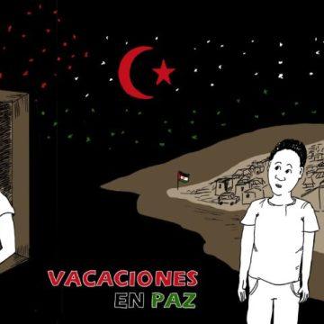 El Faradio #TiraGráfica | Vacaciones en Paz