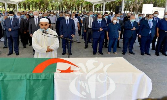 Brahim Gali trasmitió este domingo un mensaje de condolencias a su homólogo argelino, por la muerte del ex Primer Ministro argelino, Mujahid Belaïd Abdesselam | Sahara Press Service