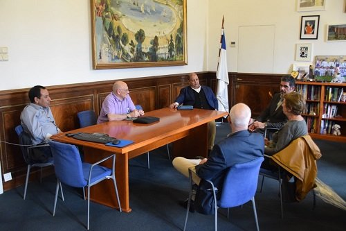 Delegado saharaui agradece solidaridad vasca