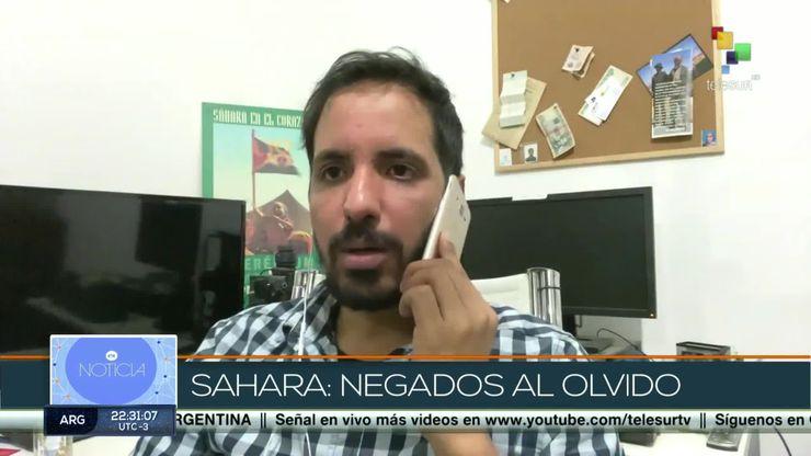 Vídeo de Jalil Mohamed Abdelaziz: el pueblo saharaui lleva 45 años expulsado de su tierra – teleSUR Videos