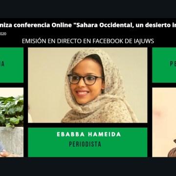IAJUWS dedica su 5.ª conferencia online al rol de periodistas y comunicadores en la lucha del pueblo saharaui por la autodeterminación e independencia | Sahara Press Service