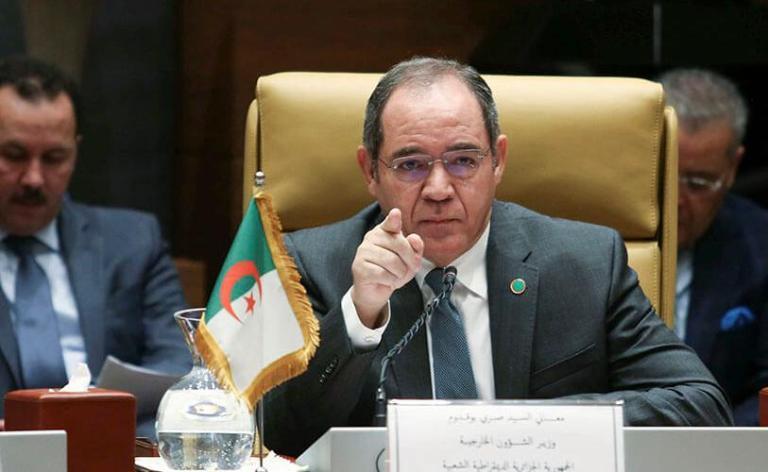 Sabri Boukadoum: hay que superar la situación de bloqueo y permitir que el pueblo saharaui ejerza su derecho a la autodeterminación