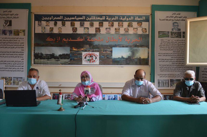 Cuatro contagios de Covid-19, dos muertos y 19 sospechosos en los campamentos de refugiados saharauis