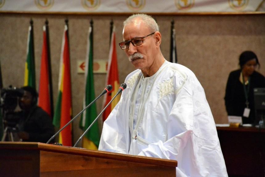 Presidente saharaui felicita a gallegos y vascos por los resultados de las recientes elecciones – Sahara Press Service