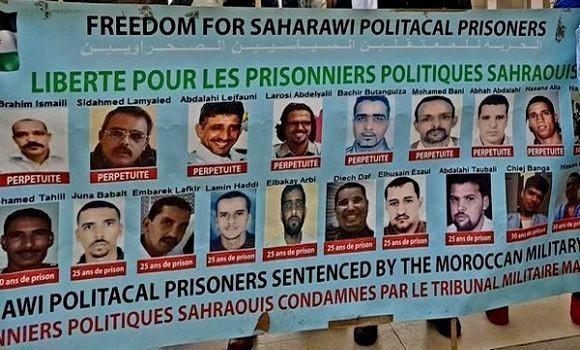 Les détenus sahraouis de Gdiem Izik observent une grève de la faim | Sahara Press Service