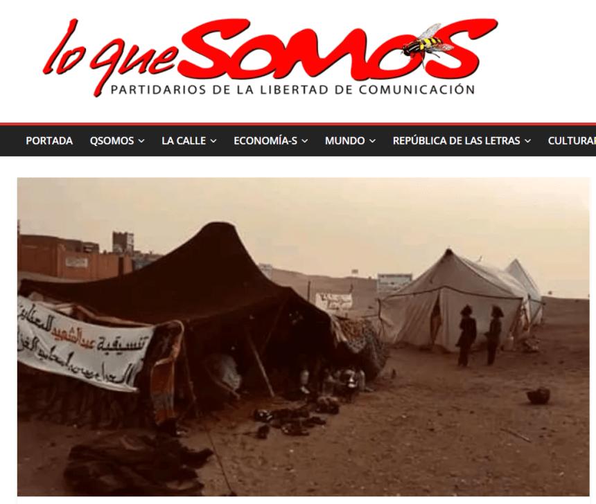 Noticiario del Sahara ocupado Junio-20
