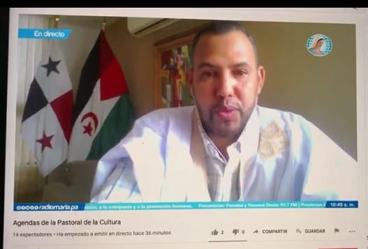 Embajada saharaui agradece a Panamá su apoyo al derecho del pueblo saharaui a la autodeterminación y la independencia