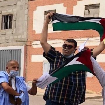 Los saharauis toman las grandes calles de El Aaiún ocupado pese a la represión marroquí