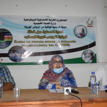Detectado un ligero aumento en el número de casos sospechosos de Coronavirus en los campos de refugiados, pero no se confirman nuevos casos en las últimas 24 horas- Sahara Press Service