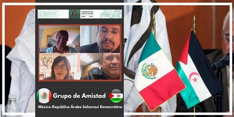 El Grupo Parlamentario México-RASD fortalece la diplomacia parlamentaria para consolidar relaciones con el pueblo saharaui | Sahara Press Service