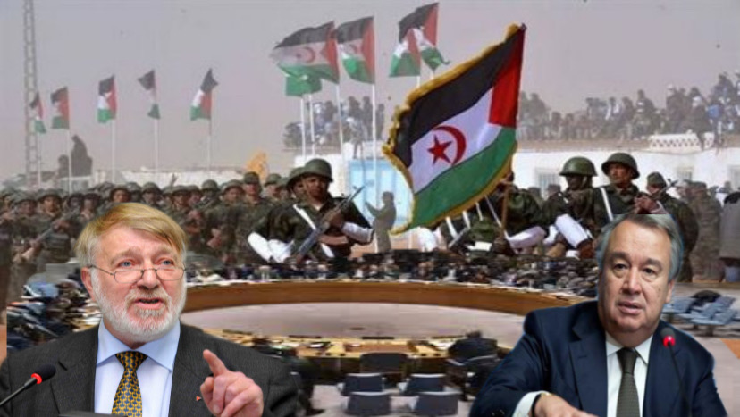 EUCOCO President calls on UN to complete decolonization of Western Sahara | Sahara Press Service