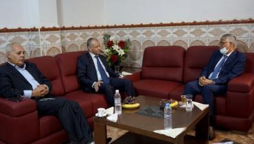 Taleb Omar salue les positions honorables de l'Algérie sur la question sahraouie   Sahara Press Service