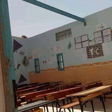Una fuerte tormenta provoca daños materiales en los campamentos de refugiados saharauis, en las wilayas de Bojador y Auserd