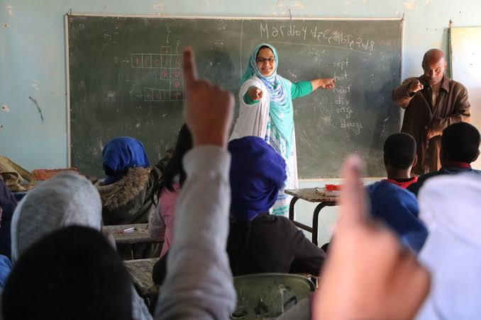 El curso escolar comenzará en la República Saharaui el día 13 de forma escalonada y con presencialidad total